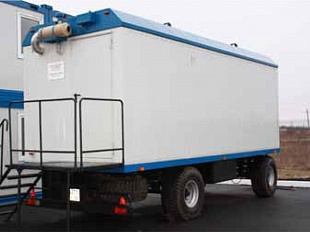 Mobile block-container KP-5