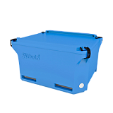 Isolated fish tub ALLWIN 460 L