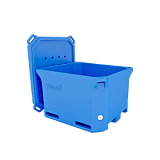 Isolated fish tub ALLWIN 660 L